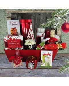 """""""Tea with Oprah"""" Christmas Gift Basket"""