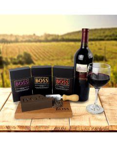 BOSS Deluxe Wine Pairing Chocolate Bars - Trio Set