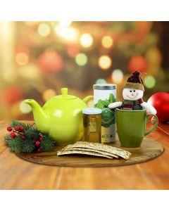 Christmas Tea Time Gift Set