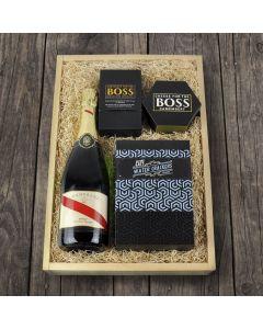Colburne Champagne Box