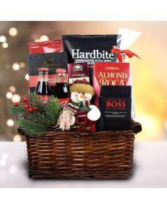 Custom Corporate Christmas Gift Baskets USA