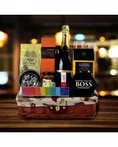 The Picnic Celebration Gift Basket