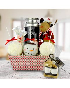 Custom Christmas Gift Baskets For Kids USA