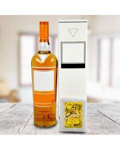 Liquor and Fudge Gift Set