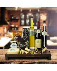 Muskoka Wine & Cheese Board
