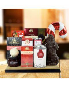 North Pole Delights Gift Basket