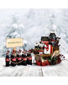 Santa's Sweet Treats Sleigh