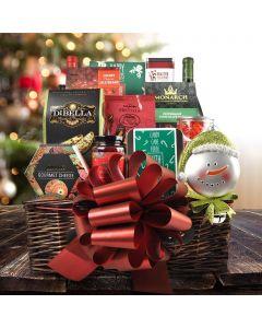 The Ample Wine Christmas Gift Basket