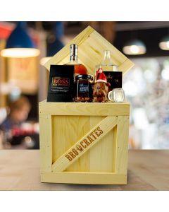 The Festive Luxury Liquor Crate