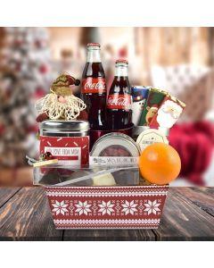 The Sweetest Season Christmas Gift Basket