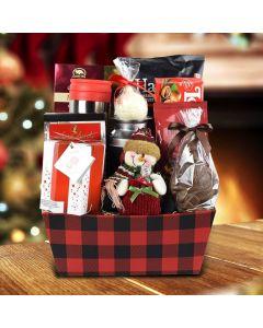 The Christmas Morning Coffee Gift Basket
