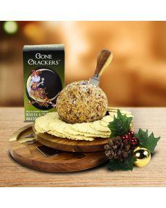 The Holiday Cheeseball Platter