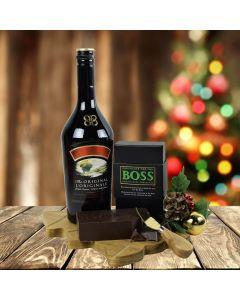 The Liqueur & Boss Chocolate Gift Set