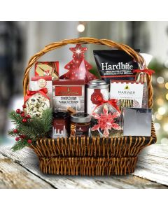 Under The Christmas Tree Gift Basket
