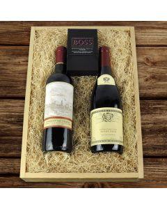 Vintage Wine Duo