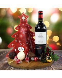 Wine & Chocolate Gift Set