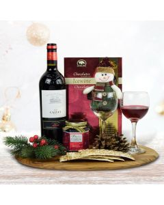 Wine & Wine Jelly Gift Set