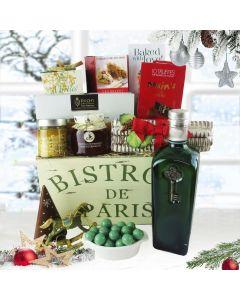 Bistro de Paris Liquor Gift Basket