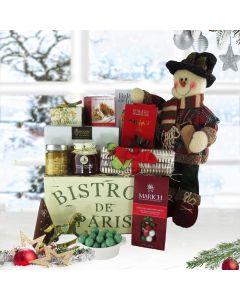 Bistro de Paris Christmas Gift Basket