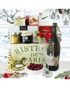 Bistro de Paris Wine Gift Basket