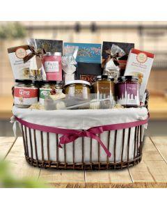 The Christmas Cheer Gift Basket