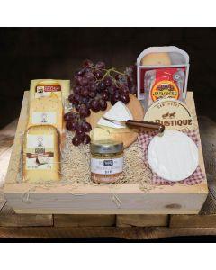 Deluxe Cheese Box