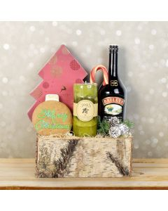 Spirits of the Trail, liquor gift baskets, gourmet gifts, gifts