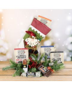 Christmas Cured Meat Gift Set, gourmet gift baskets, gourmet gifts, gifts