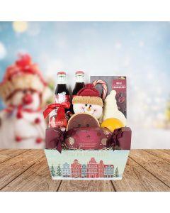 The Sweetest Season Christmas Gift Basket, gourmet gift baskets, gourmet gifts, gifts