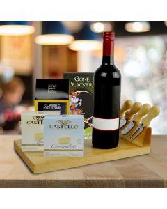 Lake Joseph Wine and Cheese Board