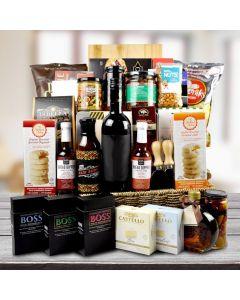 The Luxury Feast Gift Basket