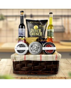 The Parisian Gourmet Gift Basket