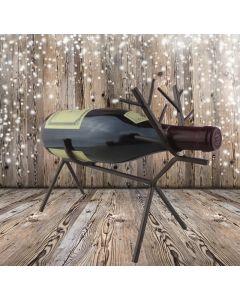 Santa's New Wine Deliverer