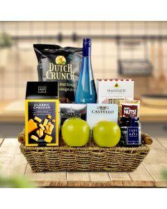 Valencia Wine Gift Basket