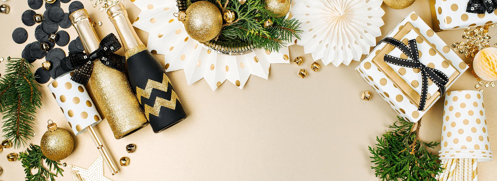 Corporate Christmas Champagne Gift Baskets USA